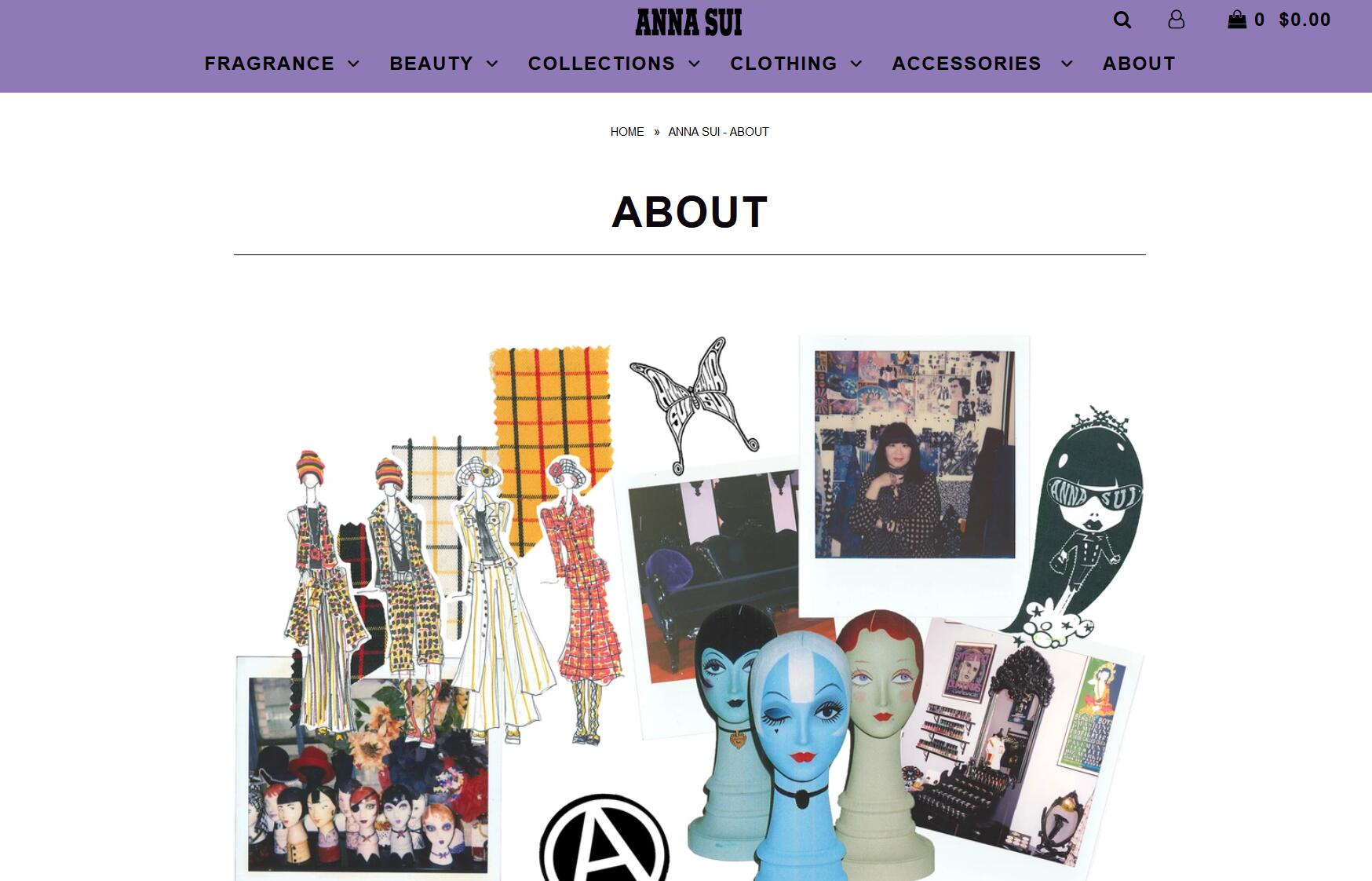 日本三越伊势丹百货结束与Anna Sui品牌长达25年的授权合作,将关闭12家品牌门店