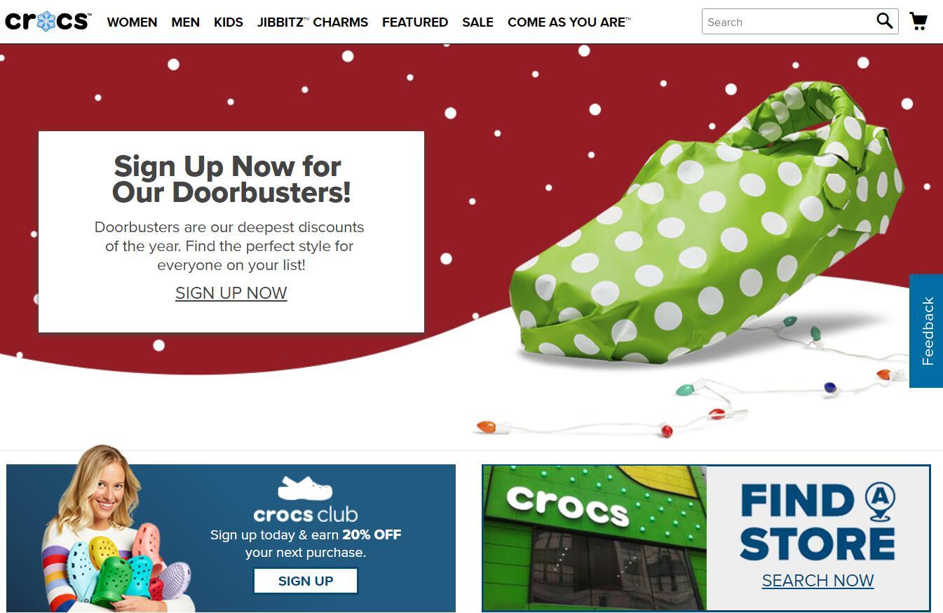 """受""""VSCO 女孩潮流"""" 推动,Crocs 上季度销售同比大增21%,创历史新高"""
