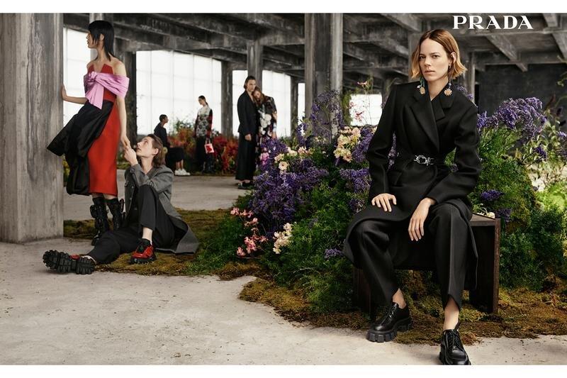 """Prada 集团获得奢侈品行业首个""""可持续性""""商业贷款,为期5年总额5000万欧元"""
