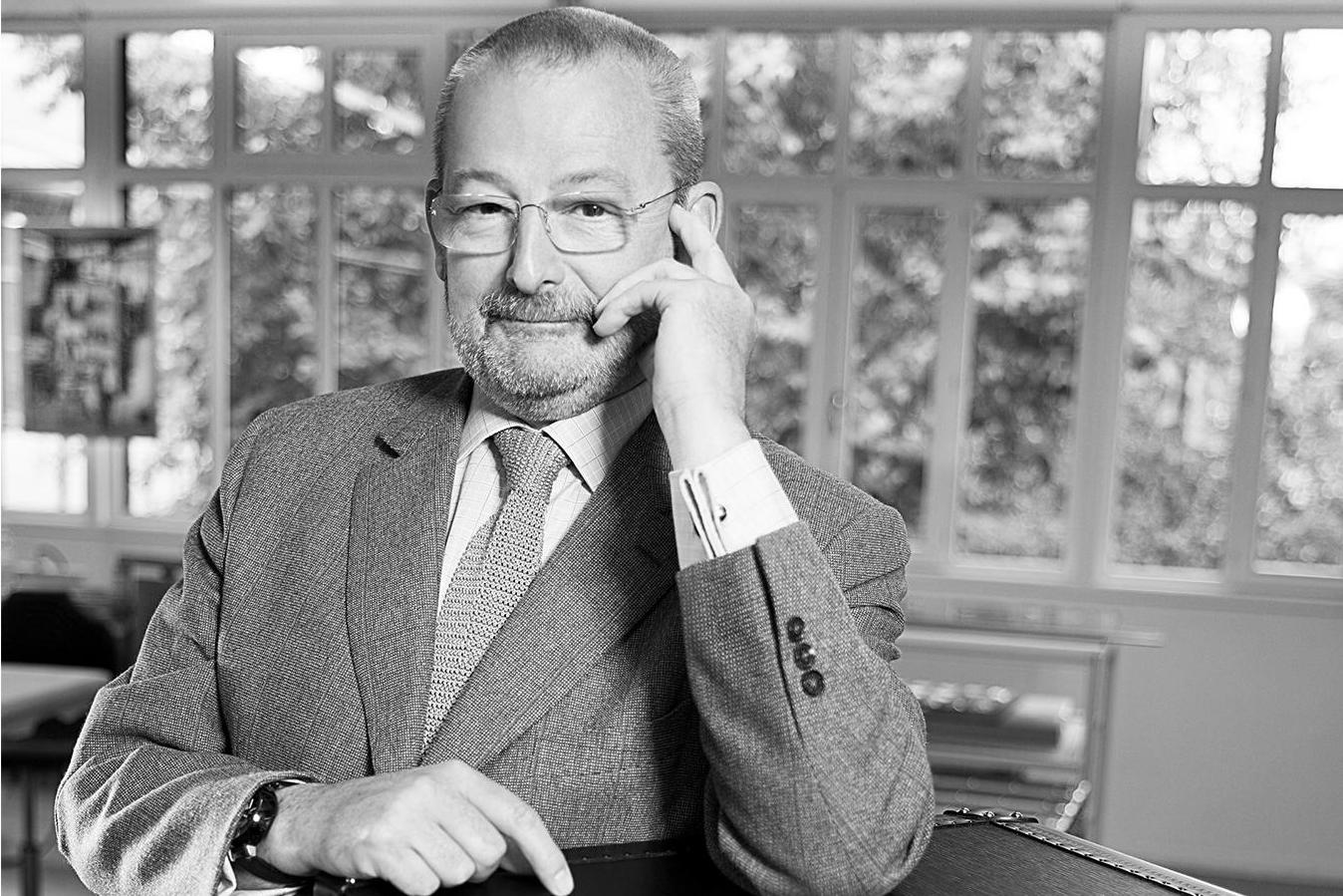 Louis Vuitton 创始家族第五代传人 Patrick-Louis Vuitton 逝世,享年68岁