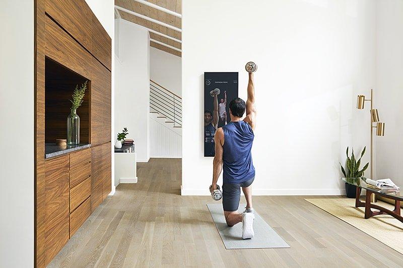 """有了这面""""镜子"""",哪里都是健身房!纽约智能健身公司 MIRROR 完成3400万美元融资"""