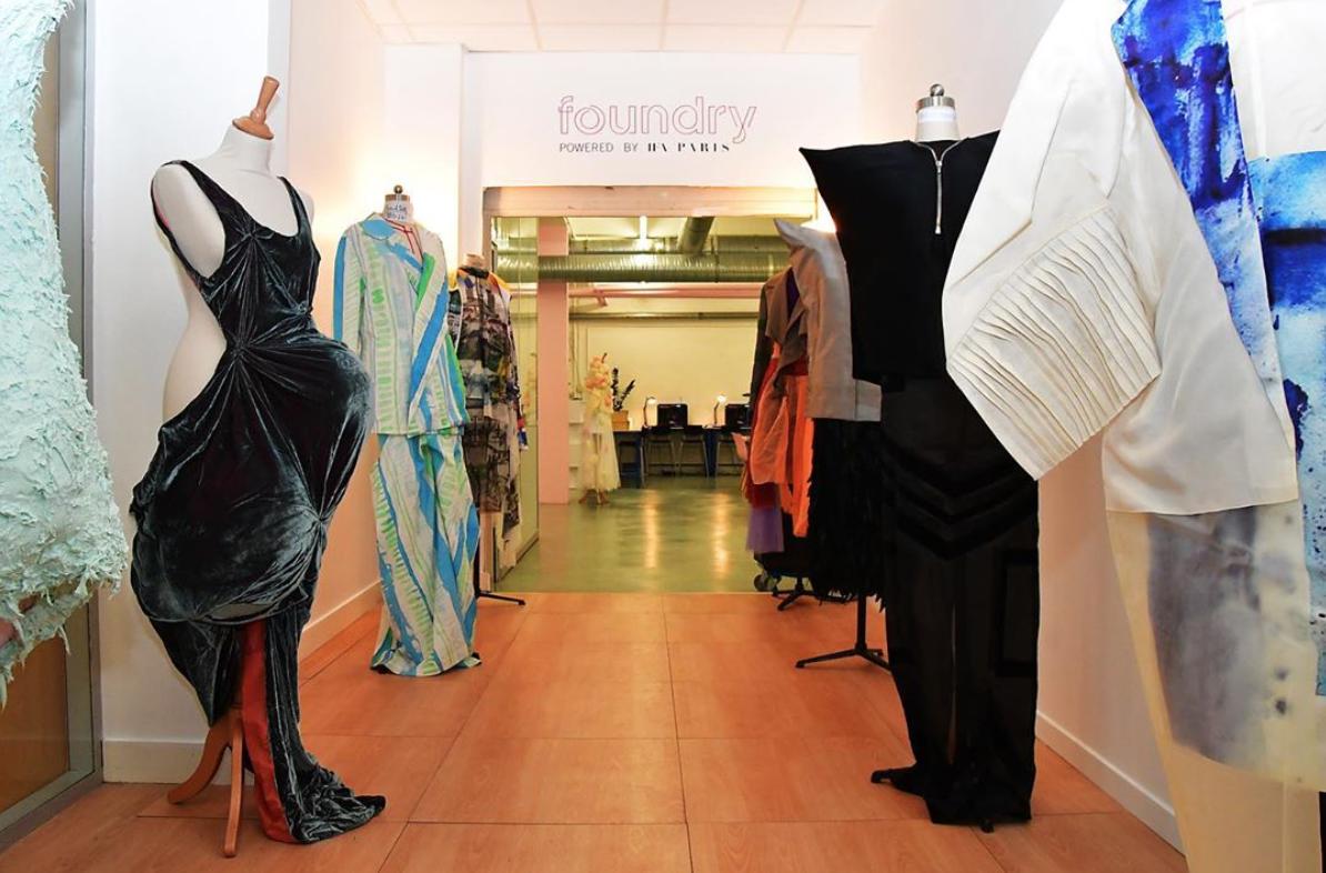 与IBM等科技公司合作,法国国际时装学院(IFA)成立时尚科技创新实验室 Foundry
