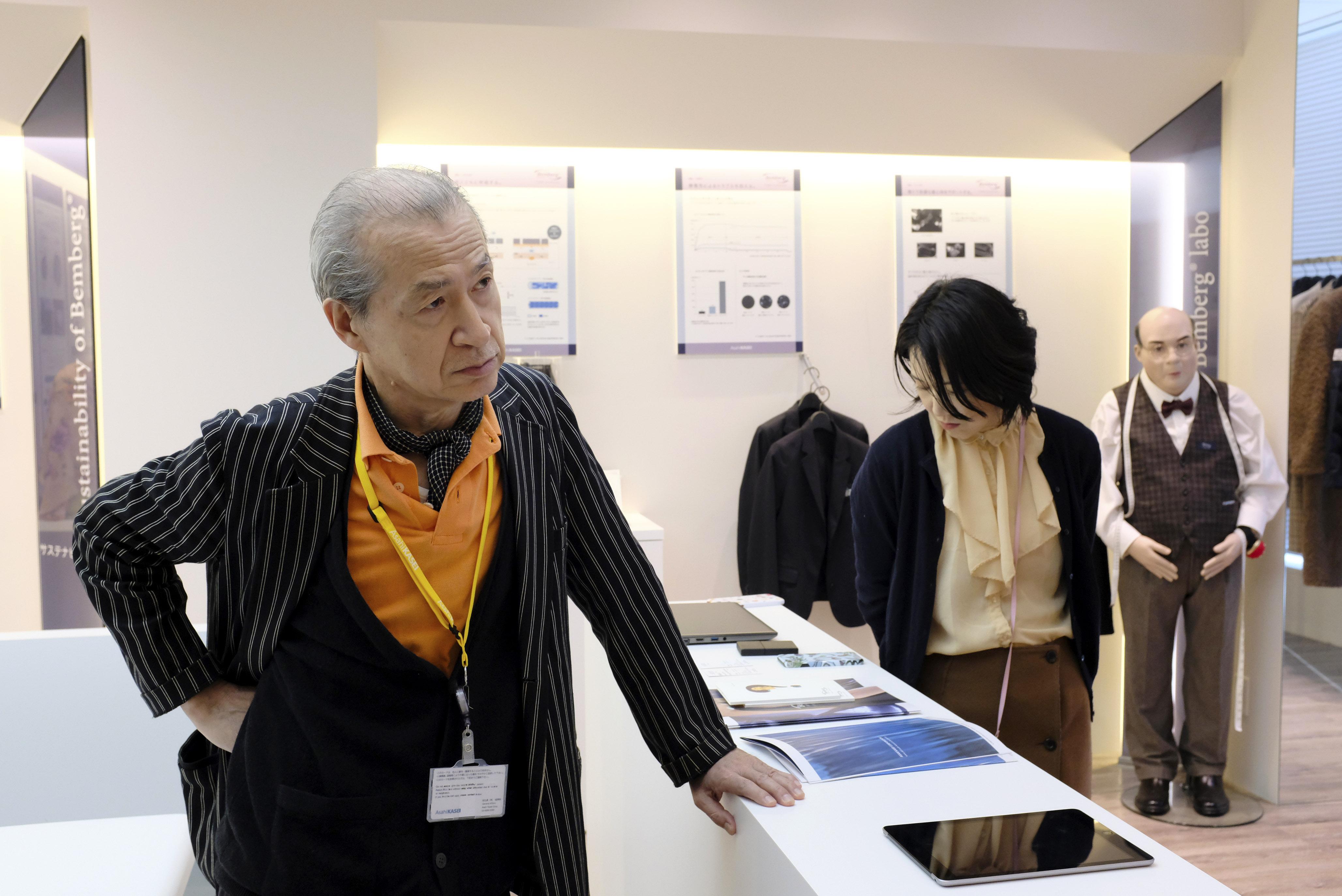 让每个人都有享受美的权利!华丽志日本行实录之二:专访通用时尚协会副理事长森秀男