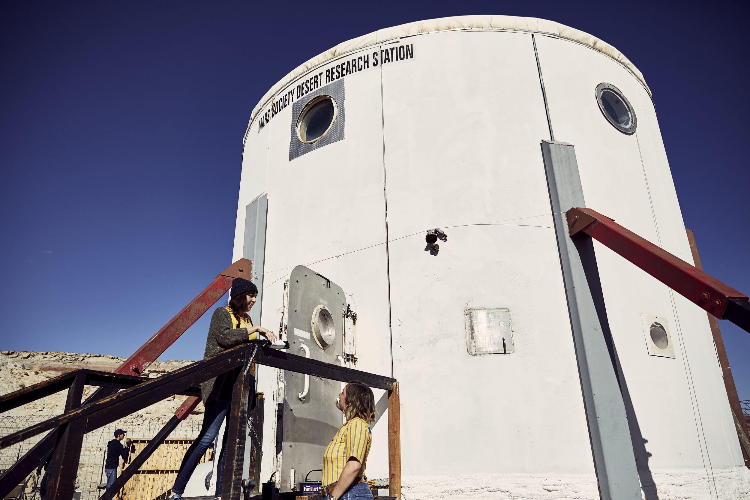 """宜家为美国NASA火星研究站打造舒适的""""小空间"""""""