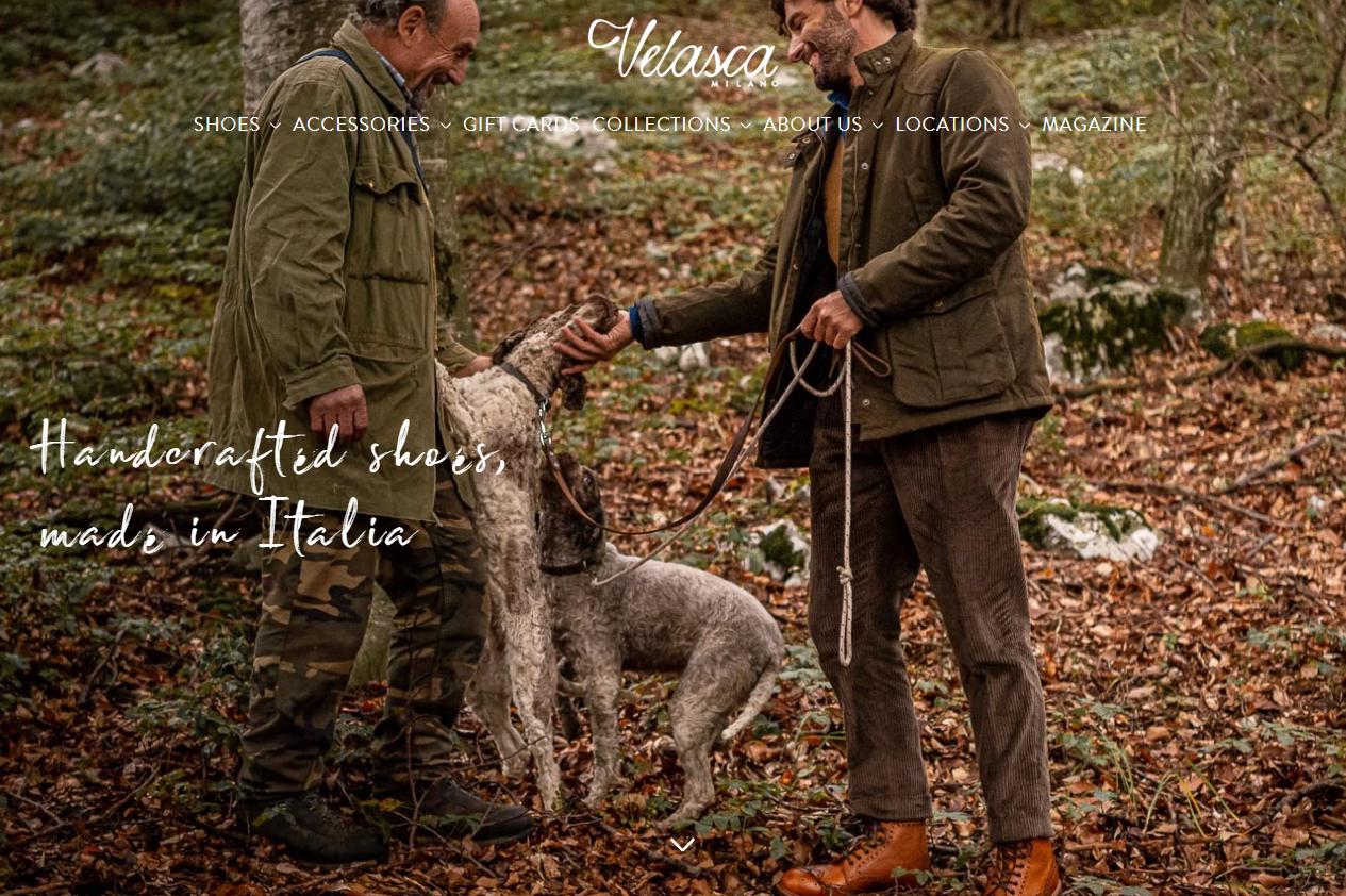 让意大利手工男鞋不再高不可攀!互联网起家的创业品牌 Velasca 完成第三轮融资