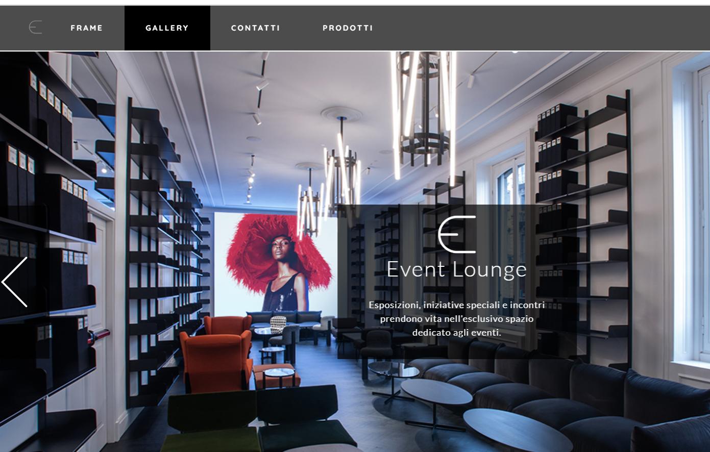 康泰纳仕意大利首家零售体验店 Frame 开幕,未来将成为集团旗下各大媒体的活动举办地