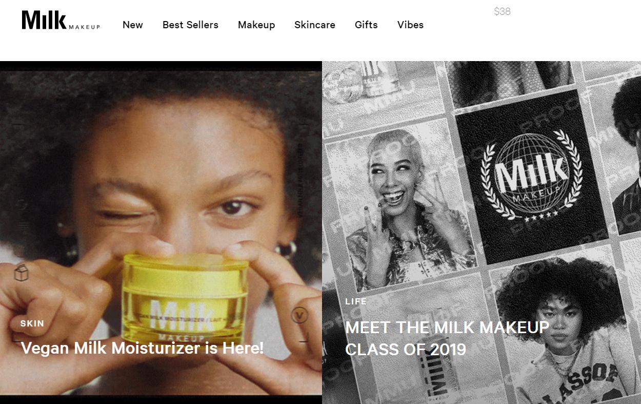 美国当红美妆品牌 Milk Makeup 获韩国美妆巨头爱茉莉太平洋投资