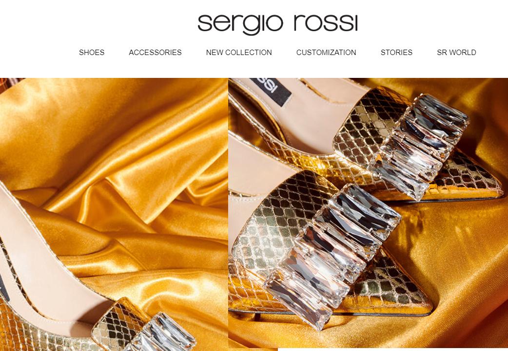 2019年销售突破7千万欧元,意大利奢华鞋履品牌 Sergio Rossi 重启男鞋线