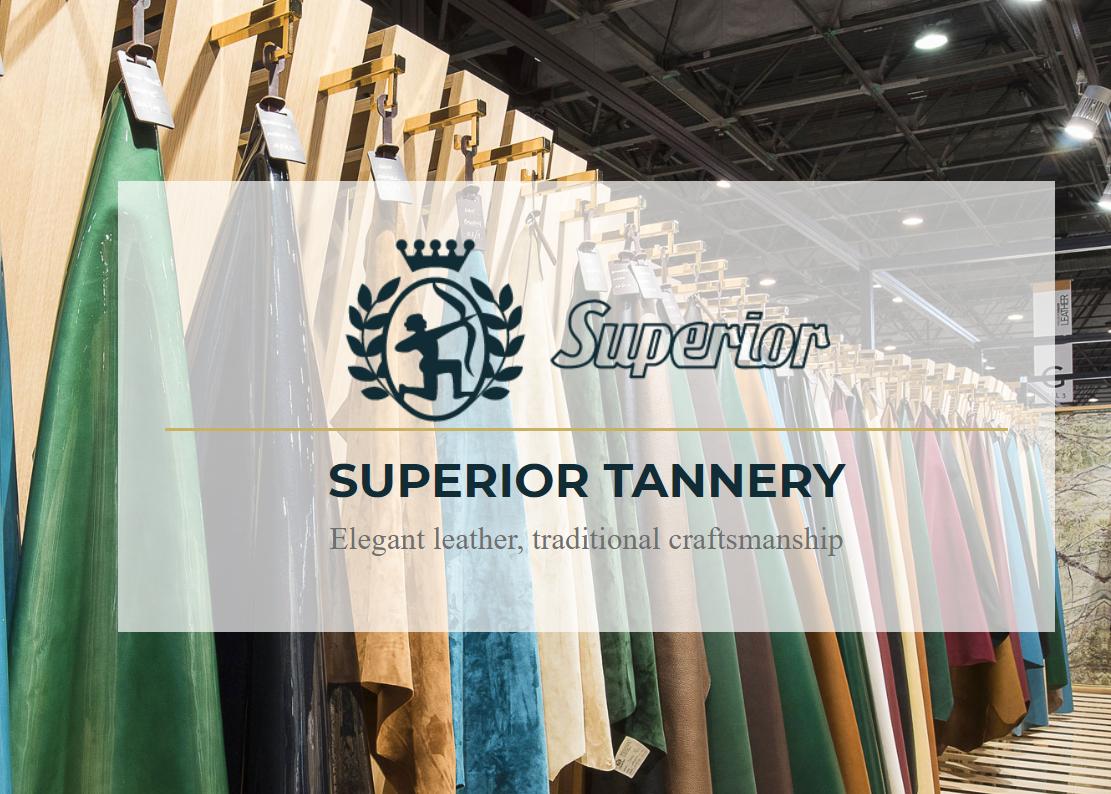 意大利高端皮革制造商 Superior Tannery 改造鞣革工艺,将铬消耗量减少30%