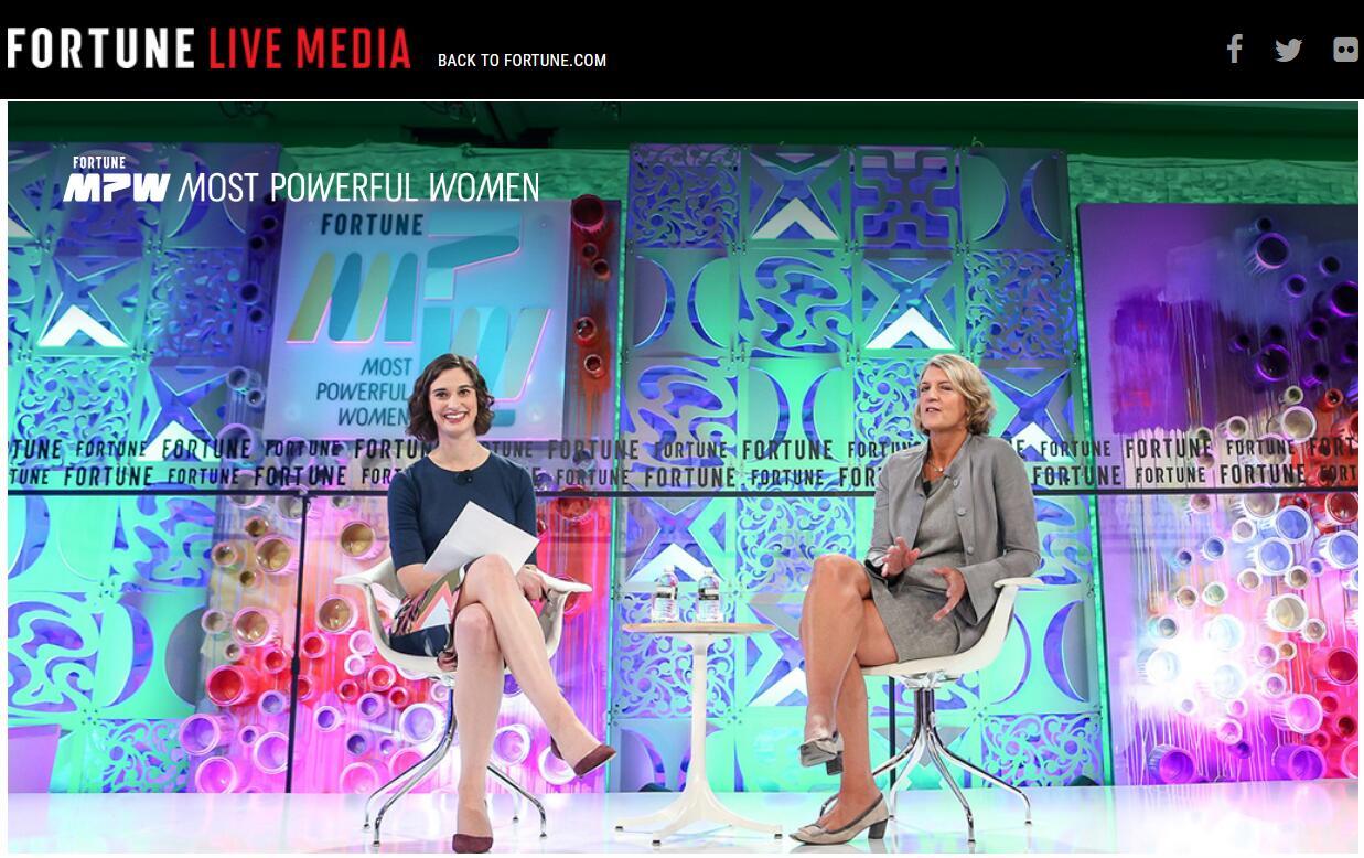 美国零售业大变革,更多女性临危担任 CEO
