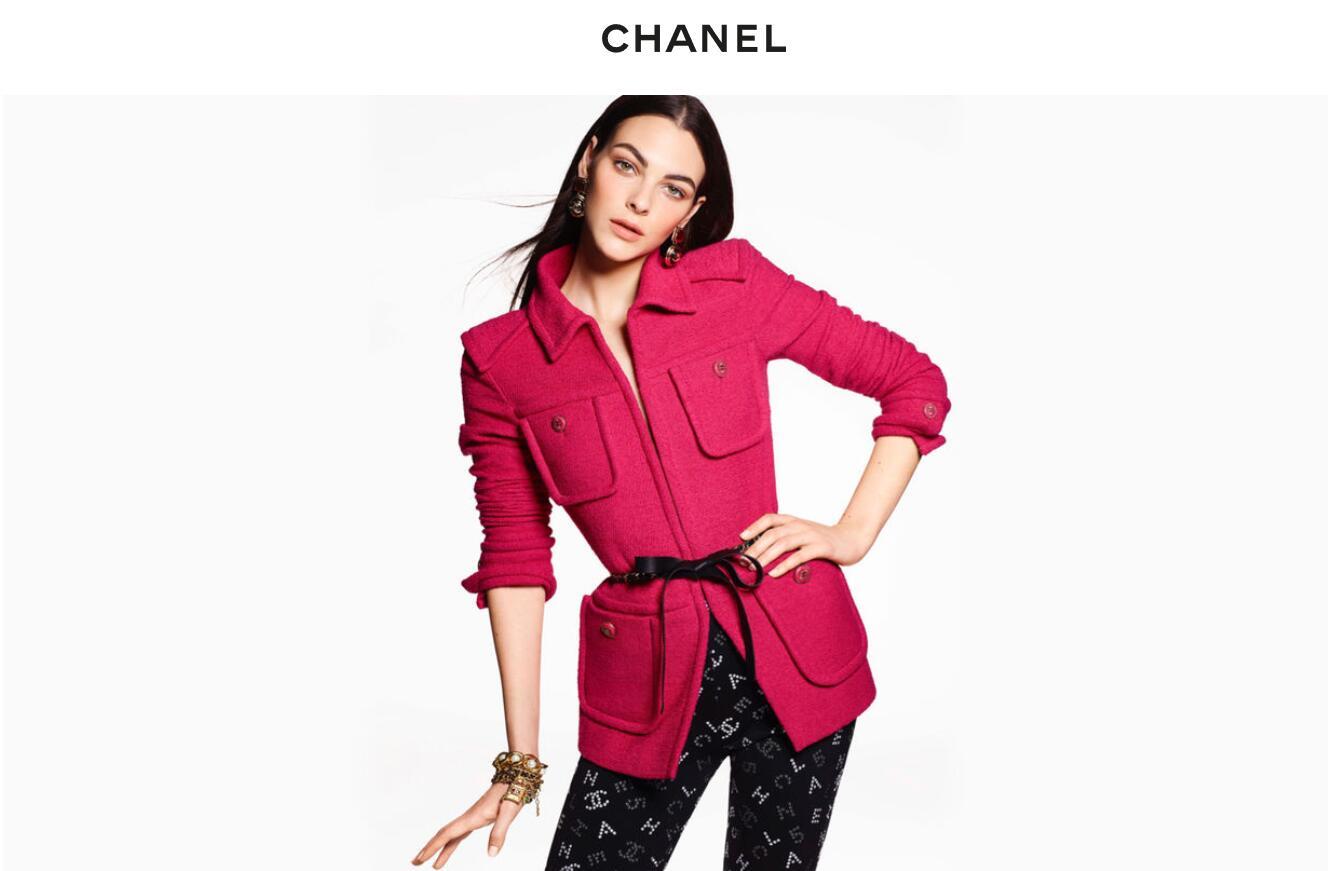 "Chanel ""低调""建设未来门店,法国旗舰店完成数字化改造"
