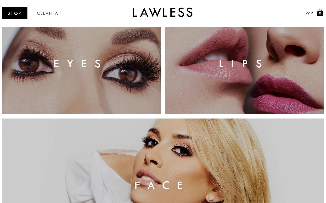 美国清洁彩妆品牌 Lawless Beauty 完成A轮融资,女创始人曾把公司成功卖给可口可乐