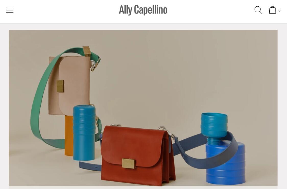 英国配饰品牌 Ally Capellino 被 AB Group 收购