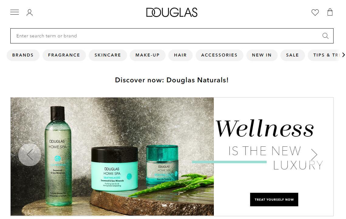 德国美妆零售商 Douglas 年销售额35亿欧元,线上业务强劲,或重归股市