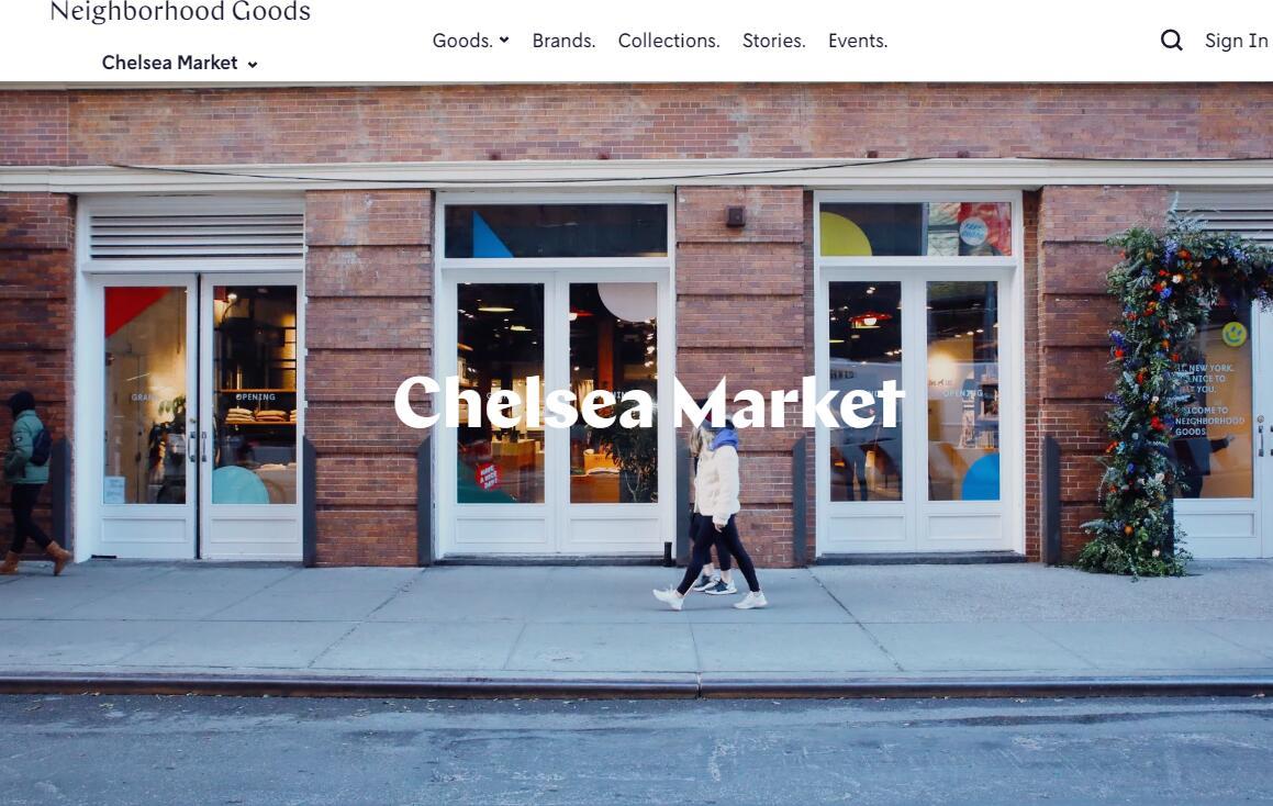 新型百货商店Neighborhood Goods的第二家门店在纽约开业,聚焦DTC品牌和快闪店