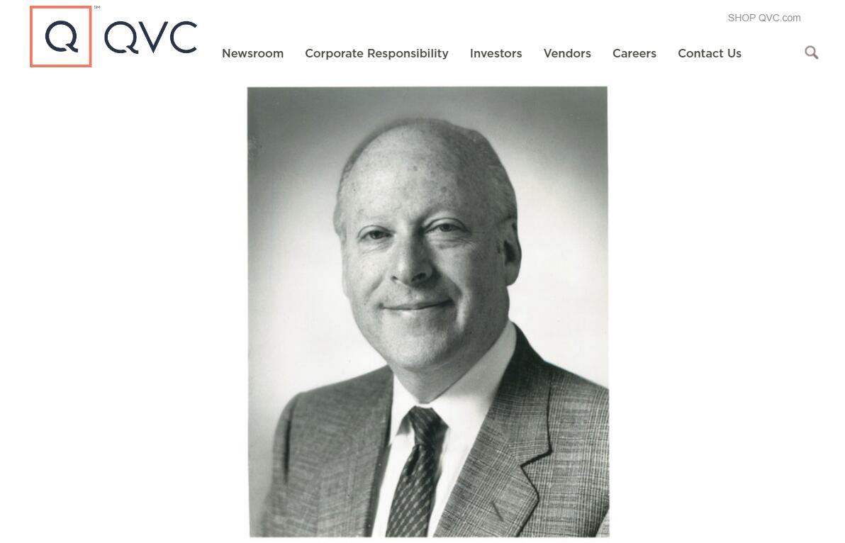 """他是哈佛评选的""""20世纪最伟大的商业领袖""""之一:电视购物网QVC创始人Joseph Segel去世"""