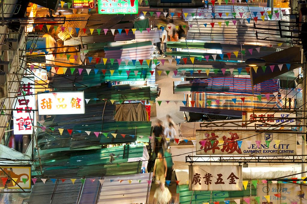 香港零售业10月份销售总额同比下降24.3%,奢侈品销售下降超40%