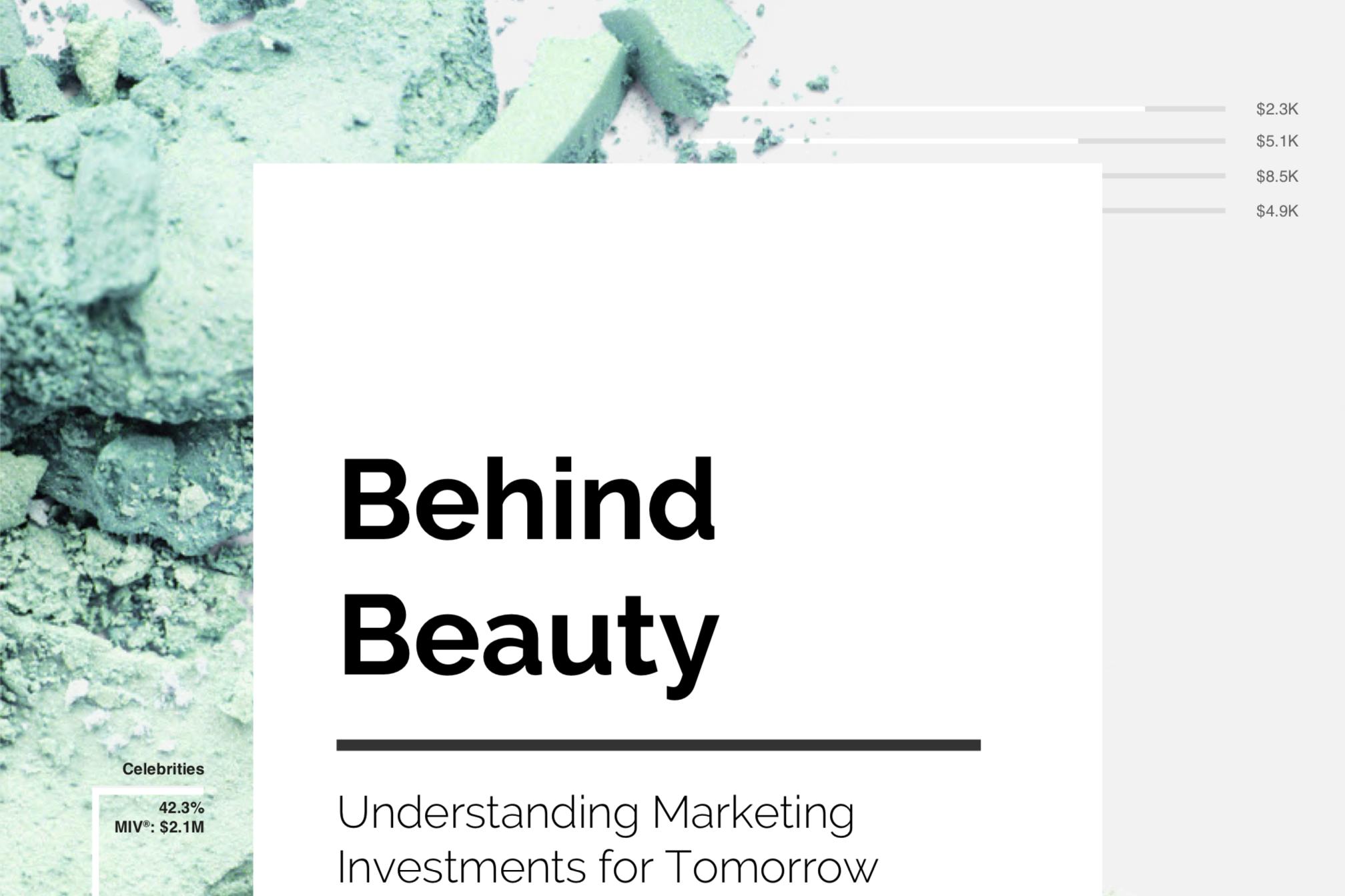 Launchmetrics美妆营销策略分析报告:真实性是扩大影响力的关键!