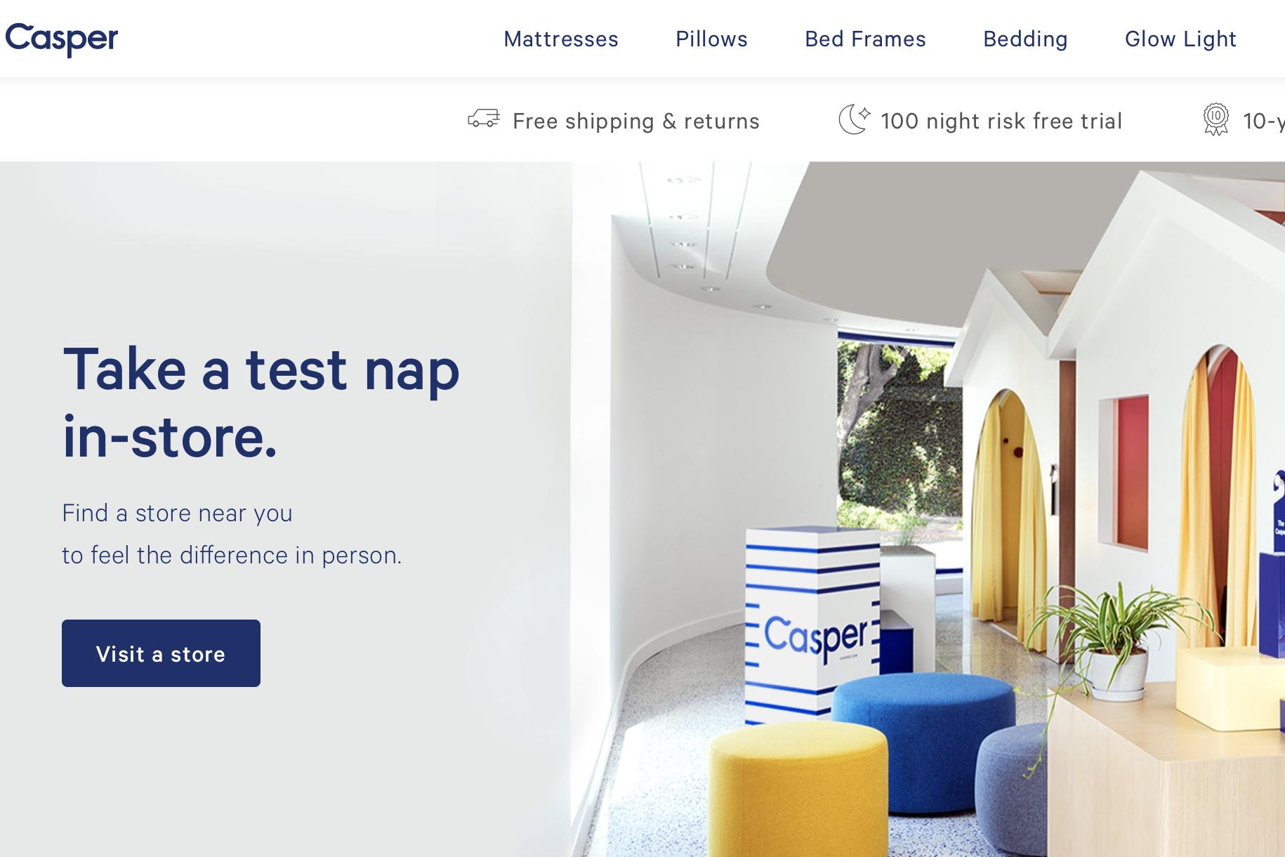 美国互联网床垫品牌 Casper 申请上市,年销售近4亿美元,但亏损依然严重
