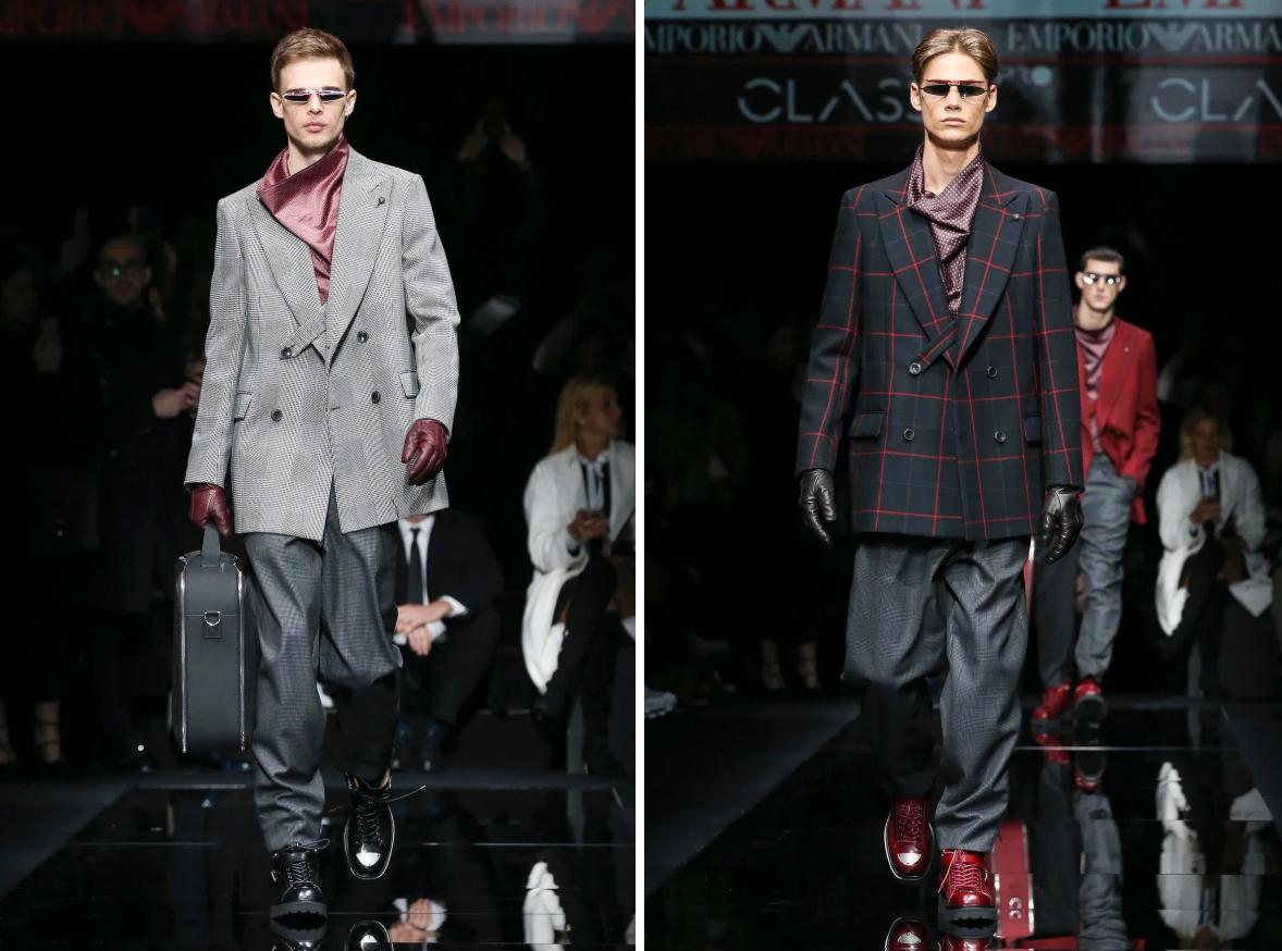 """Armani 旗下品牌推出""""可再生""""材质男装系列,有意邀请哈里王子当模特"""