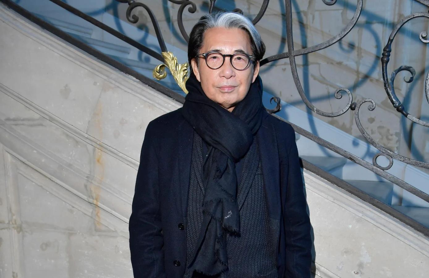 """年近81岁的高田贤三再创业,推出奢侈家居和生活方式品牌""""K三"""""""