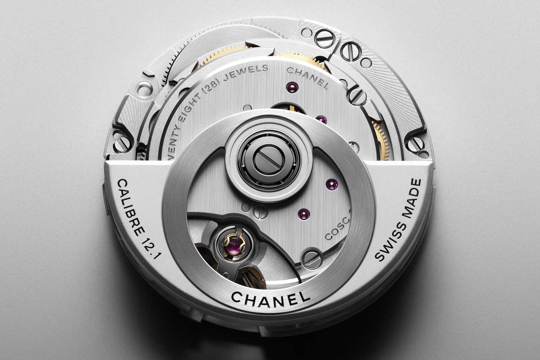 "Chanel 发力高端腕表,意图成为行业""主角""之一"