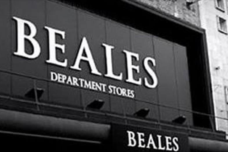英国最古老的百货公司之一,拥有139年历史的 Beales 正式提交破产保护申请