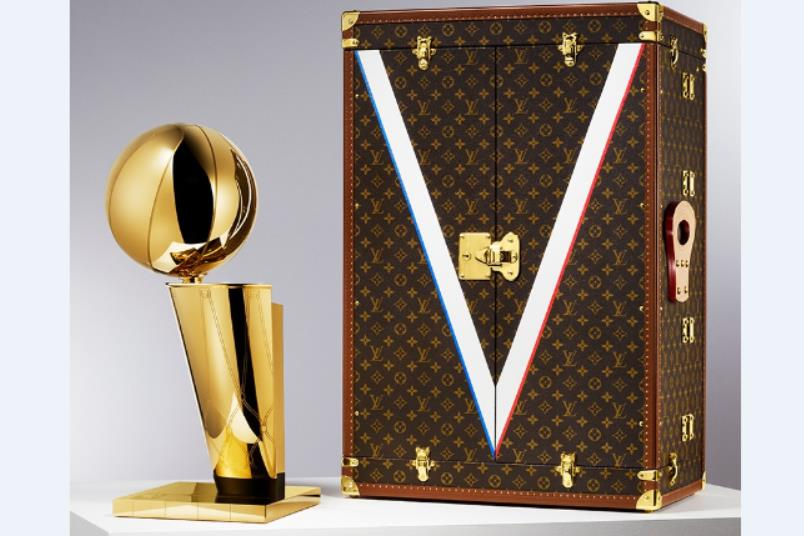 NBA 首次牵手国际奢侈品牌,与 Louis Vuitton 达成长期合作协议