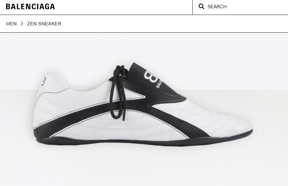 """""""老爹鞋""""风潮褪去之后,下一个风口是什么?"""