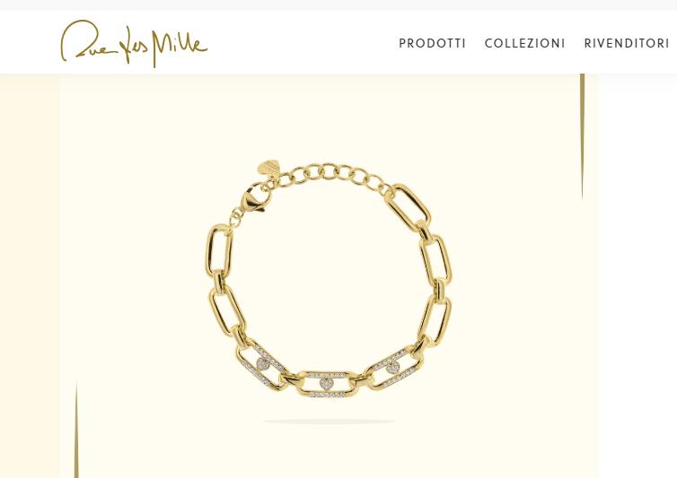 新兴珠宝品牌 Rue des Mille 入选意大利证交所 Elite精英计划