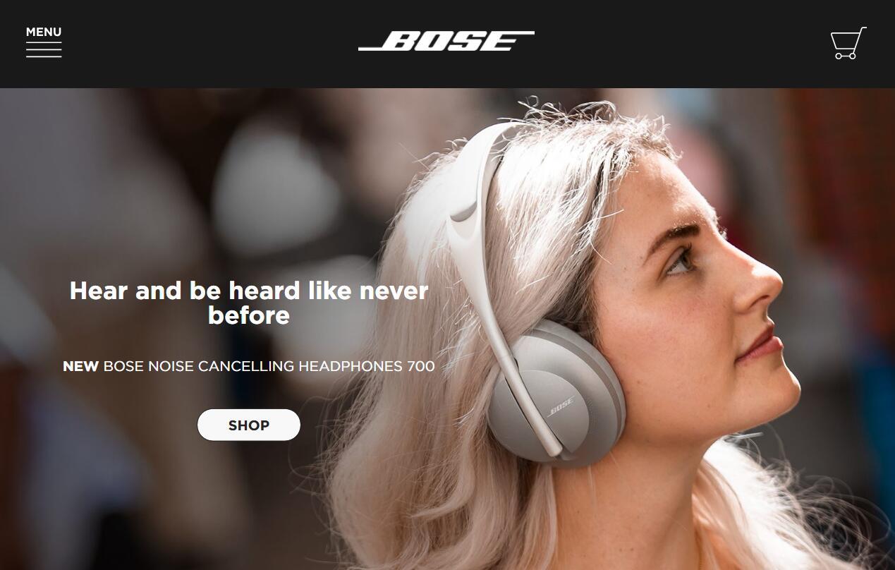 转战线上,美国音响品牌 Bose 宣布关闭所有美国门店