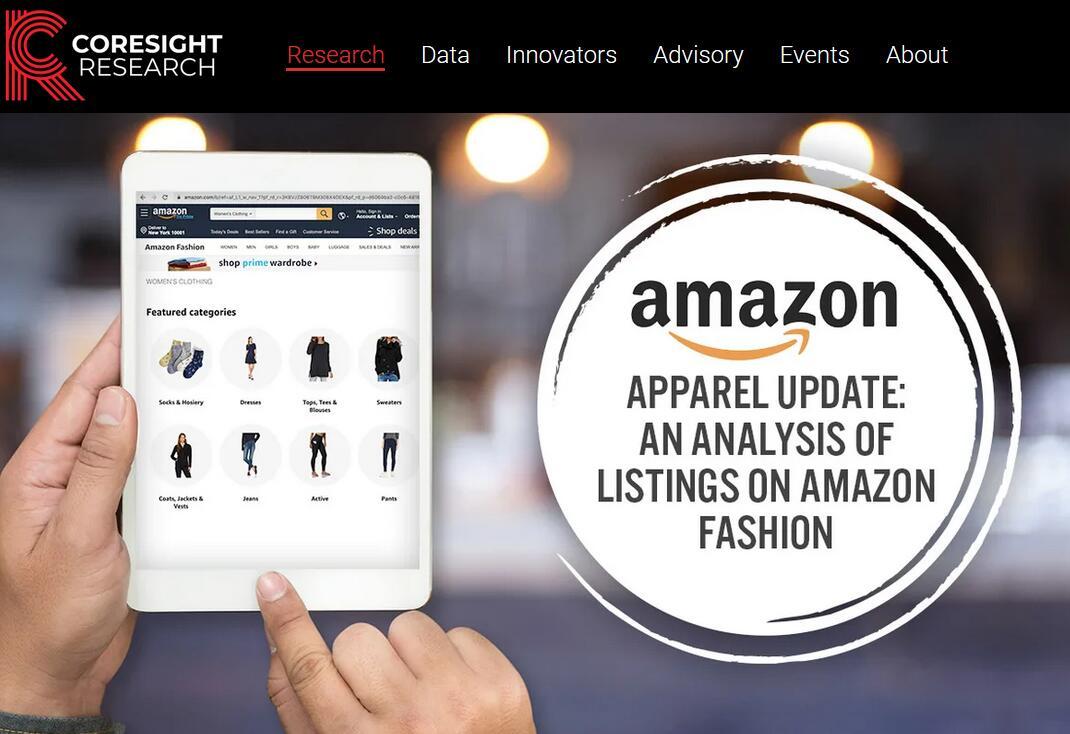 """廉价""""白牌""""服装当道,亚马逊打造""""时尚帝国""""绝非易事"""