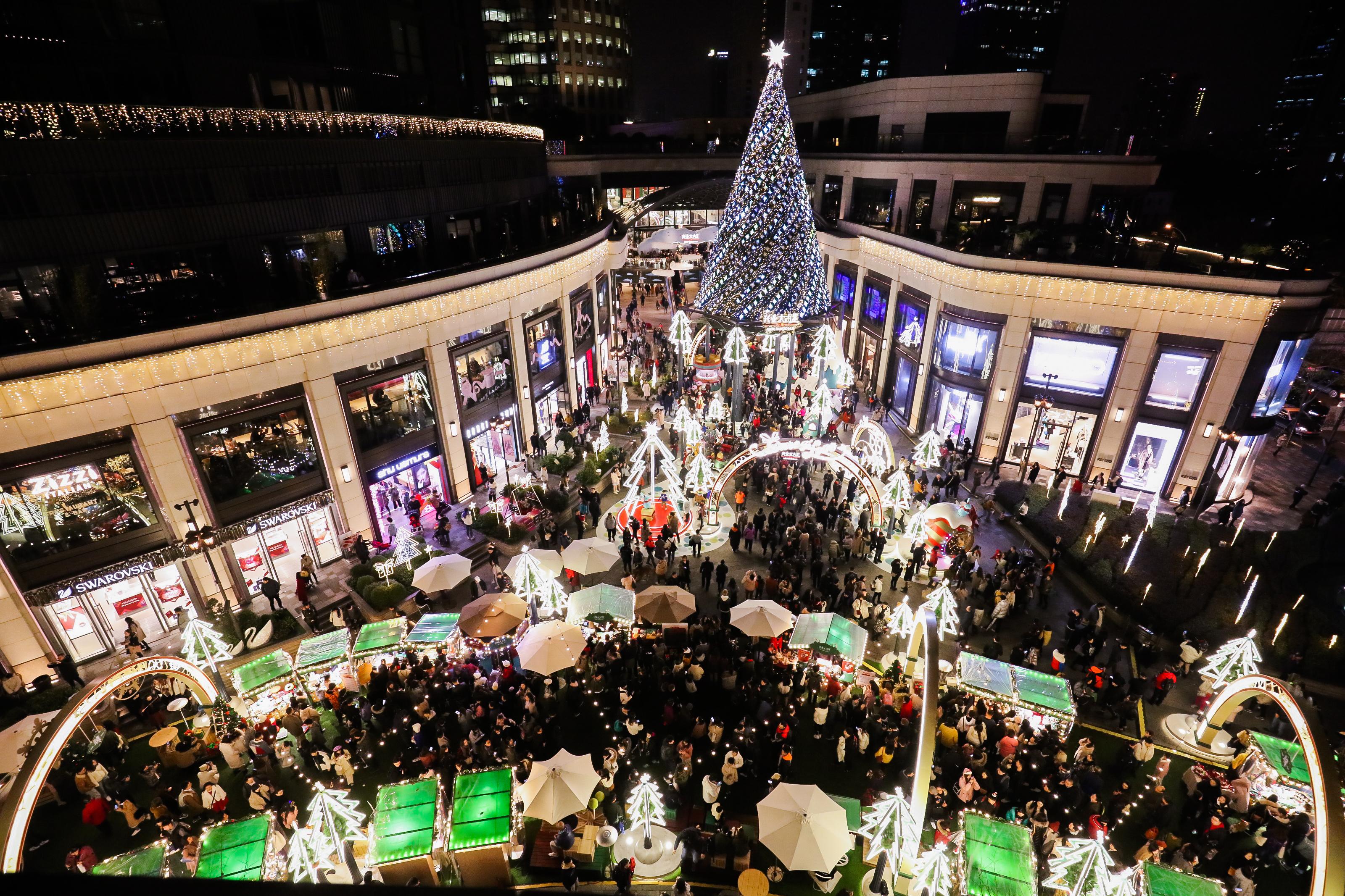 """购物中心如何""""品牌化""""?兴业太古汇用2年超300场市场活动给出了答案"""