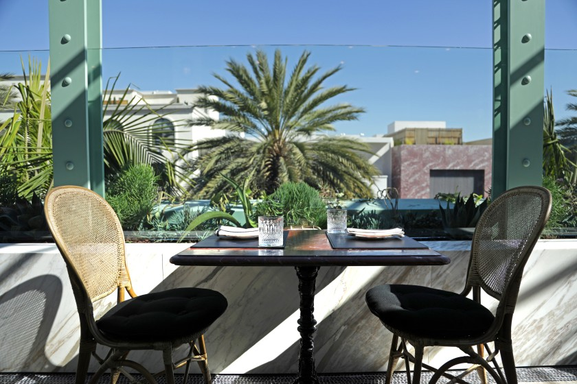 Gucci 与米其林大厨合作的第二家餐厅在加州比弗利山揭开面纱
