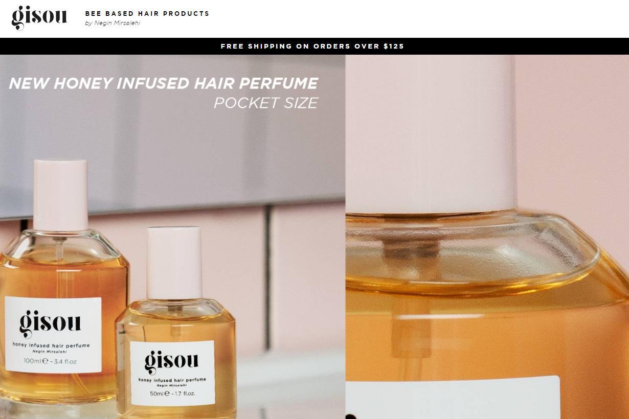 取材于家族经营了六代的养蜂场,由KOL创立的荷兰高端护发品牌 Gisou 完成首轮融资