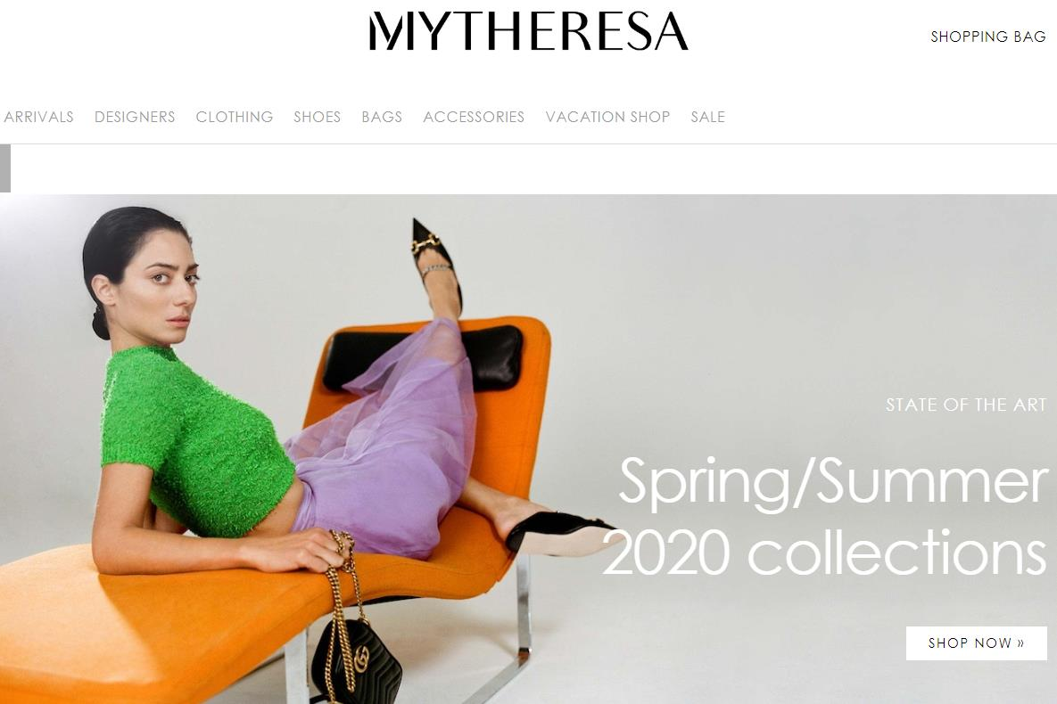 传:Neiman Marcus 旗下高端购物网站 MyTheresa 将独立上市