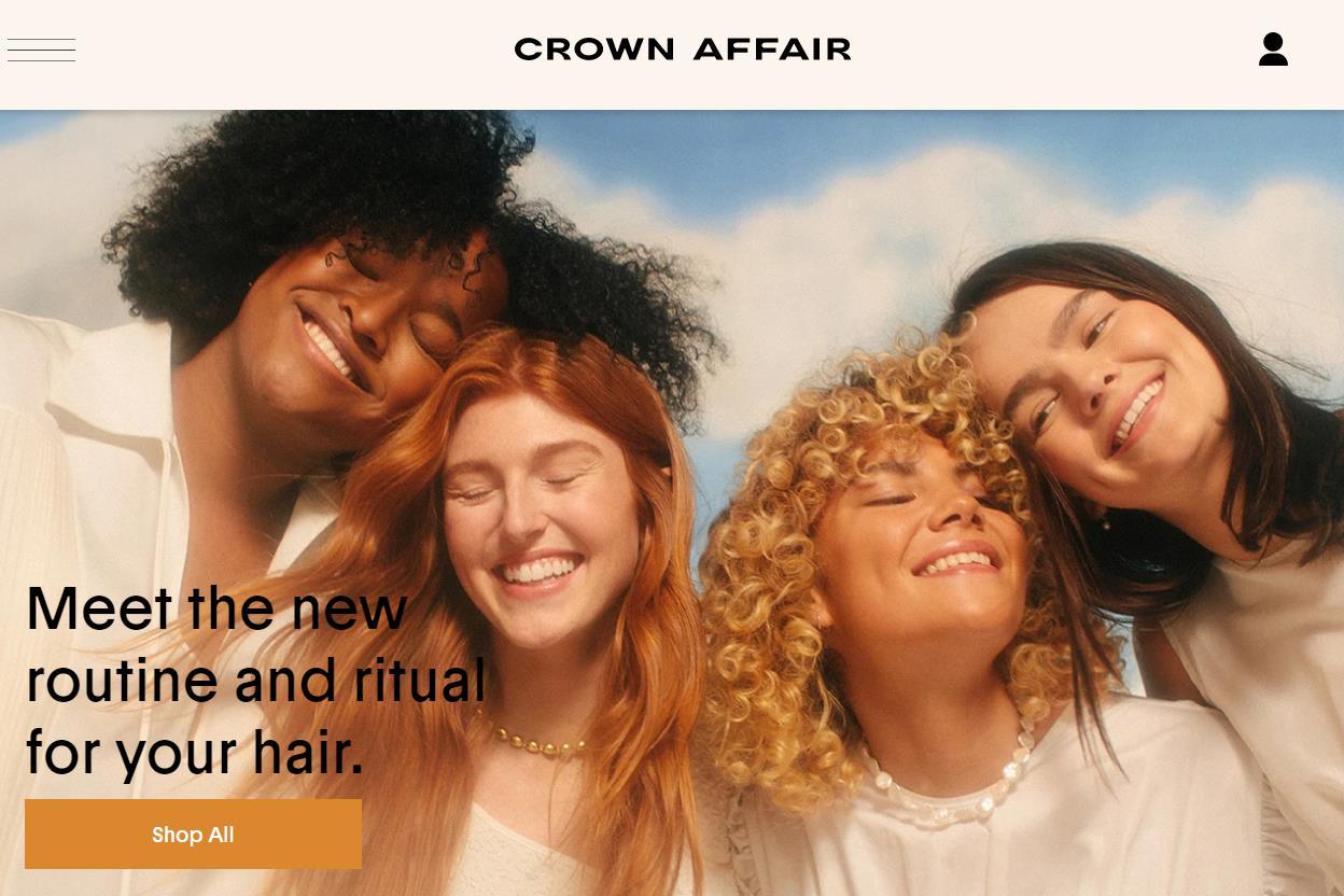 互联网护发品牌 Crown Affair 融资170万美元,创始人表示将很快自给自足