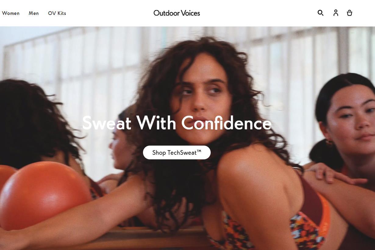 曾融资6000多万美元的美国互联网运动时尚品牌 Outdoor Voices 深陷亏损,创始人黯然离职