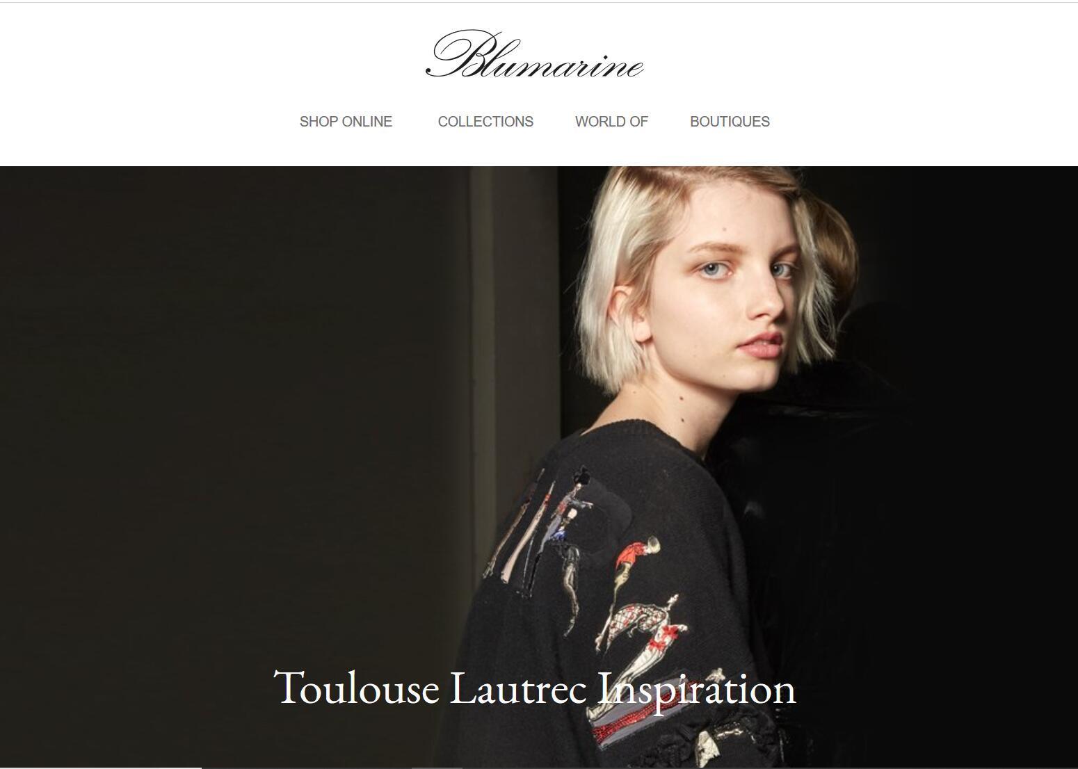 意大利时尚品牌 Liu Jo 和 Blumarine 的母公司计划在两年内启动 IPO
