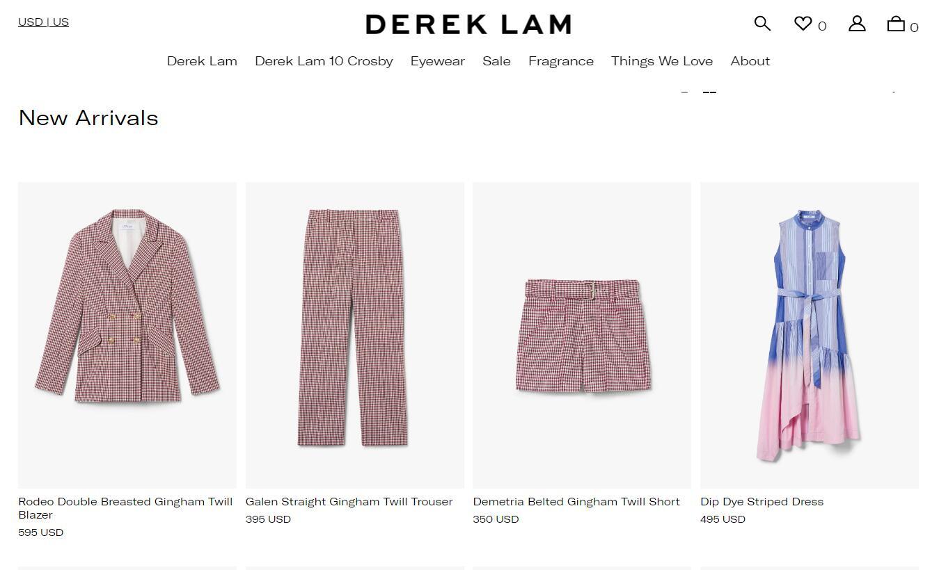 华裔设计师品牌 Derek Lam 被收购,将关闭所有实体门店
