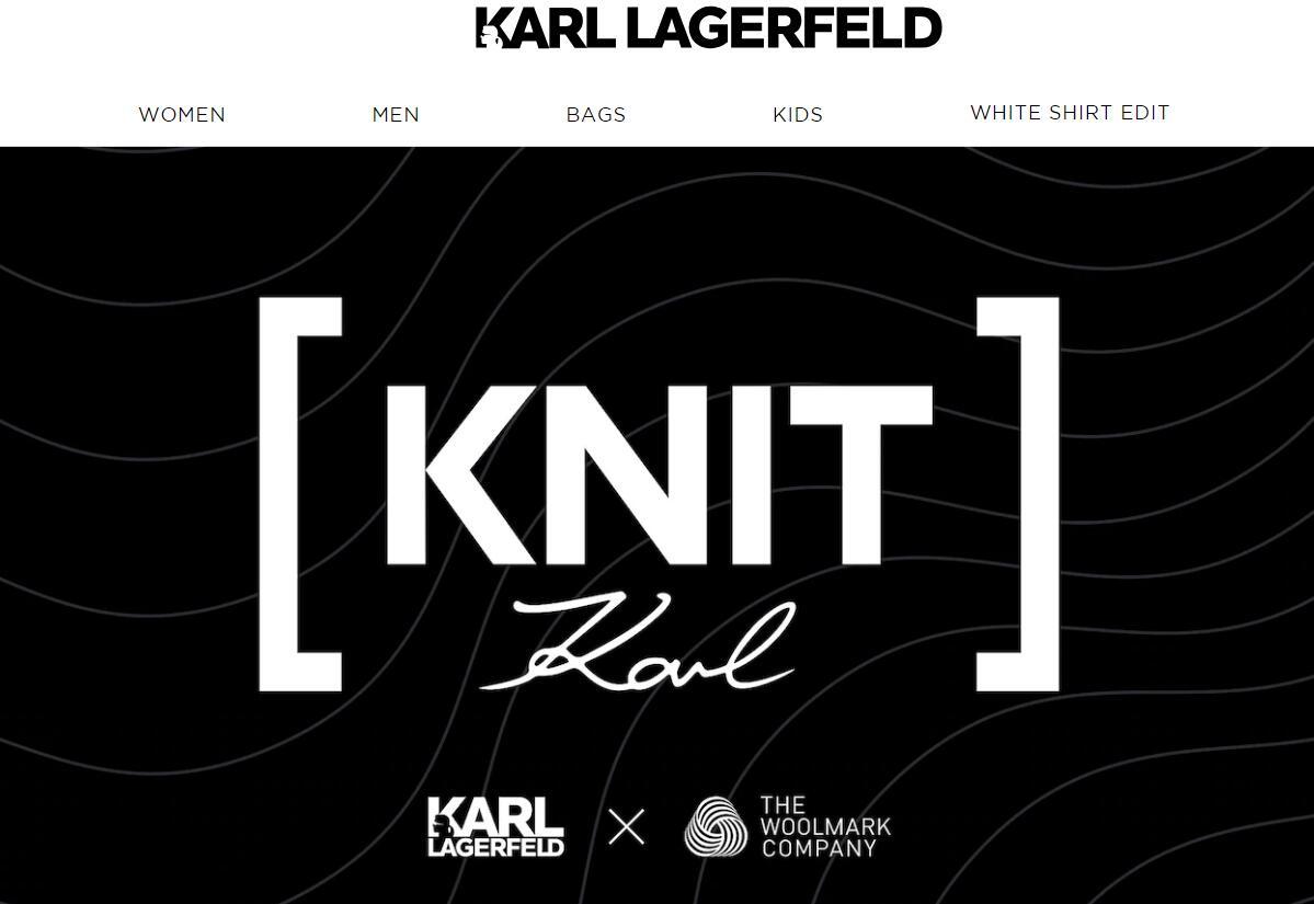创始人去世一年后,Karl Lagerfeld 品牌继续前进