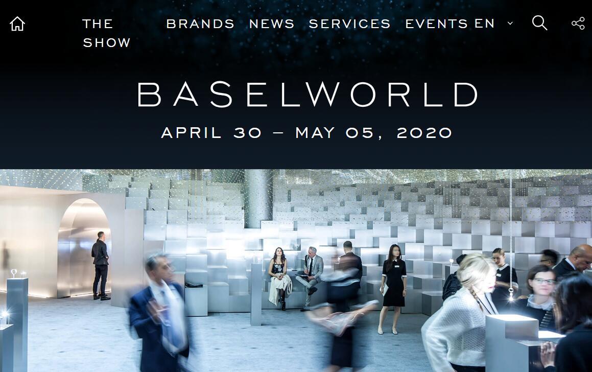 瑞士两大钟表展之一宣布因疫情取消,巴塞尔钟表珠宝展仍按计划推进