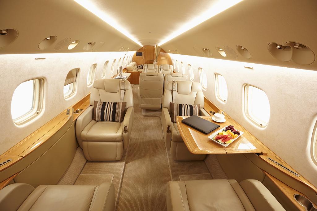 疫情致国际航班减少,私人包机业务供不应求