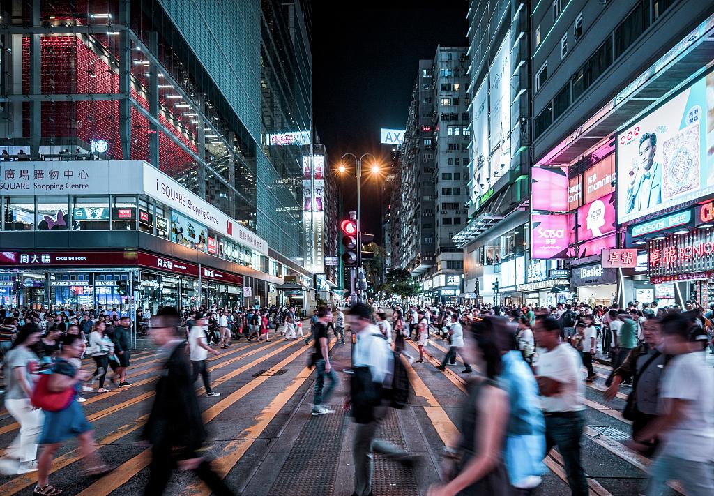 """疫情让香港零售业 """"雪上加霜"""",多家商业地产决定下调二月份租金,最高达60%"""