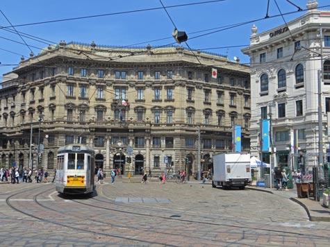 复星集团斥资一亿欧元翻新米兰 Cordusio广场物业,或招募开云集团旗下品牌入驻
