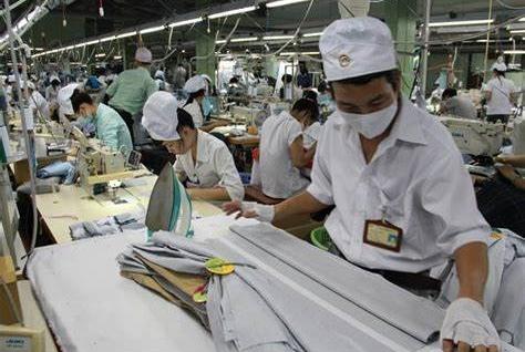 越南纺织服装生产也受到疫情冲击,来自中国等地的原材料严重短缺