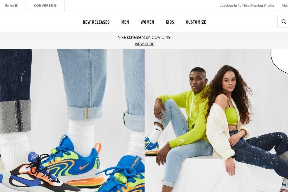 应对疫情蔓延,Apple、Nike 在中国以外地区大面积闭店