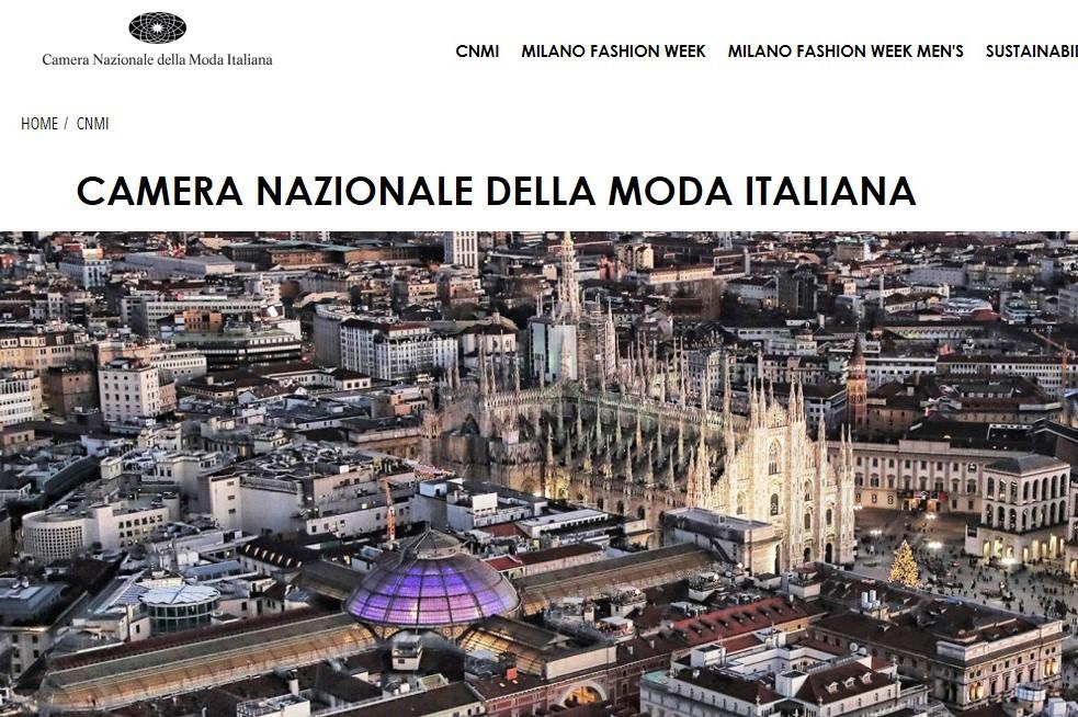 意大利时尚协会建议当局给予疫情下的时尚行业更多财政支持