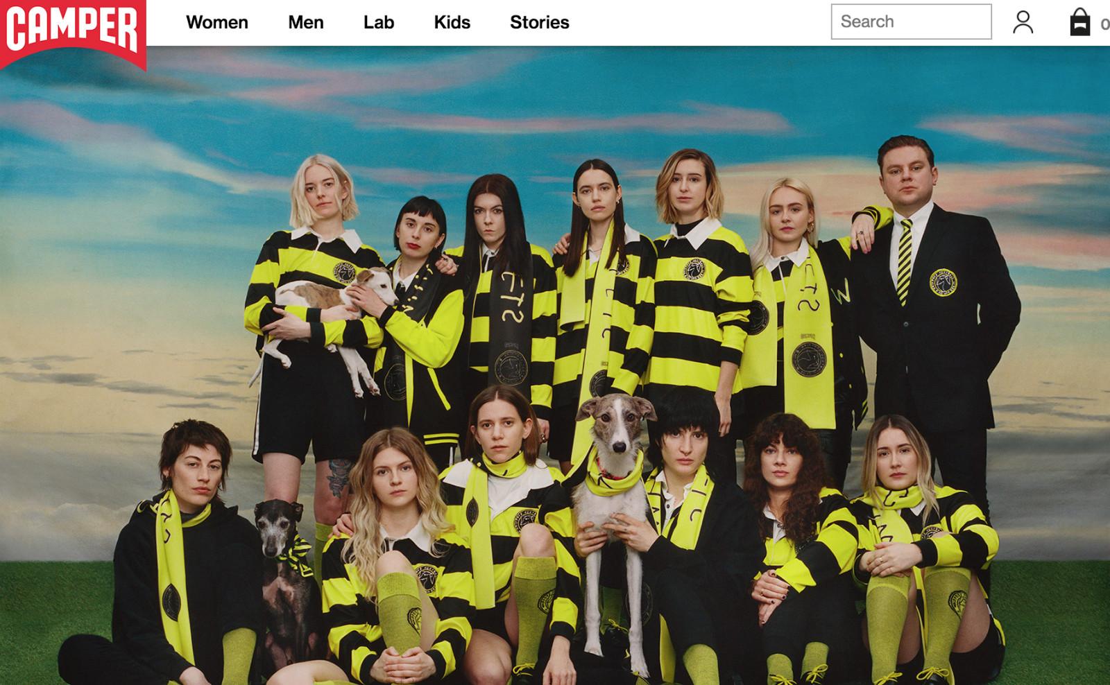 西班牙鞋履品牌 Camper 2019年销售恢复增长