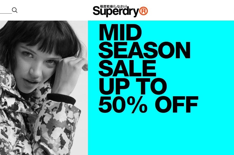 疫情导致英国潮牌 SuperDry 大规模关闭门店,公司表示资金充裕,未陷入困境